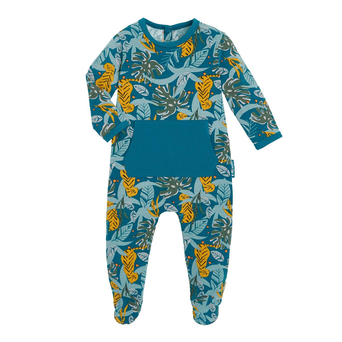 Pyjama bébé contenant du coton bio Malawi