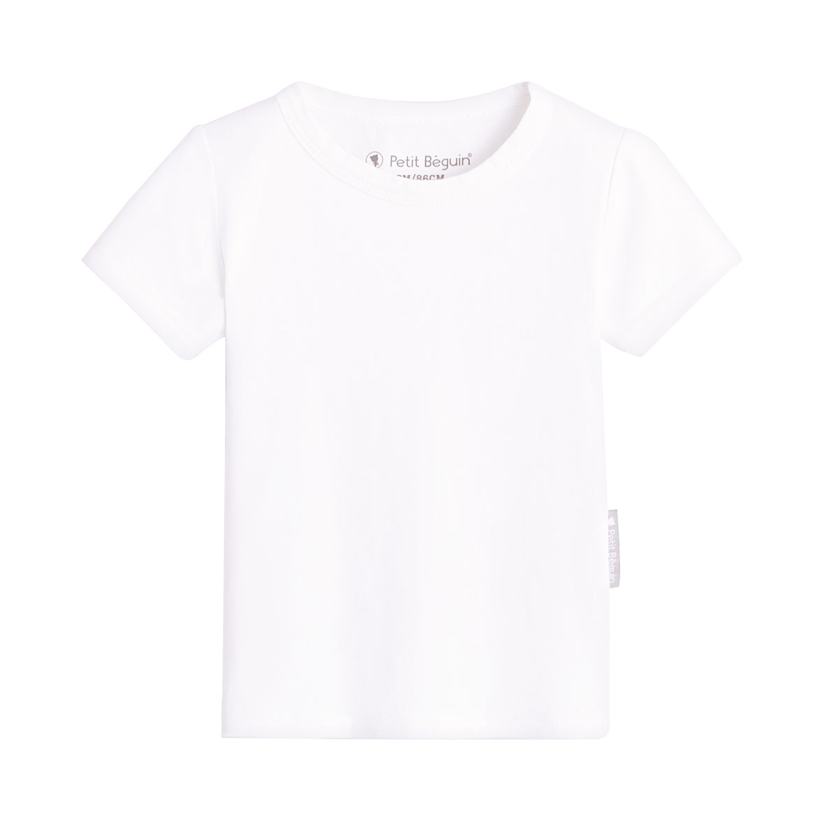 Lot de 3 t-shirts manches courtes zoom