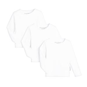 Lot de 3 t-shirts manches longues