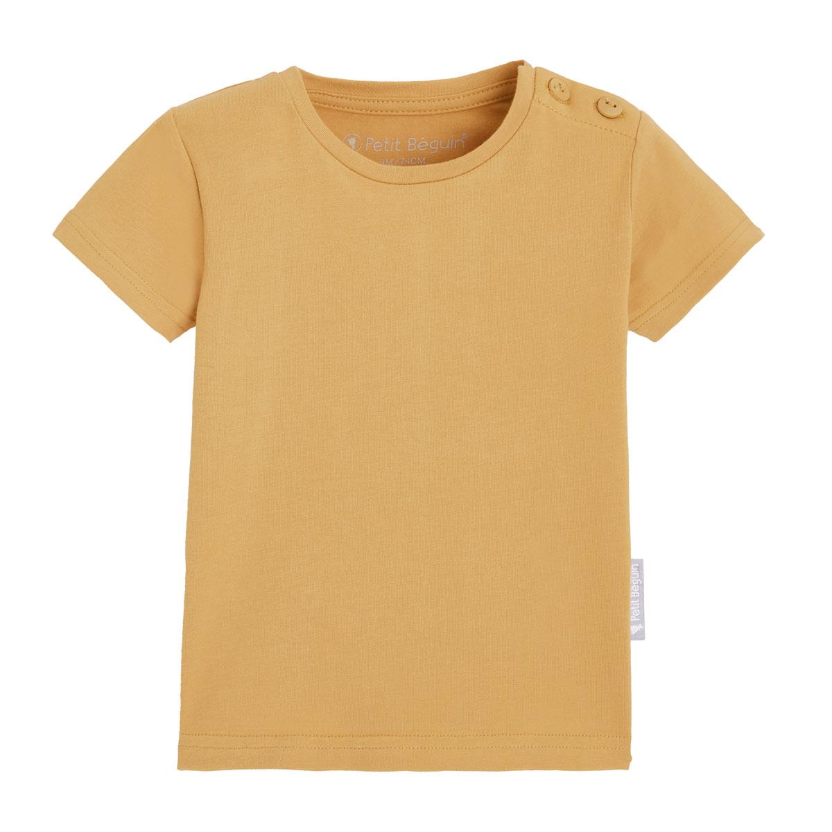 T-shirt manches courtes mixte