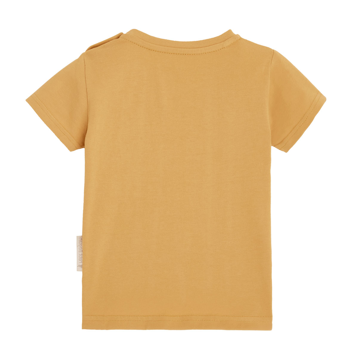 T-shirt manches courtes mixte dos
