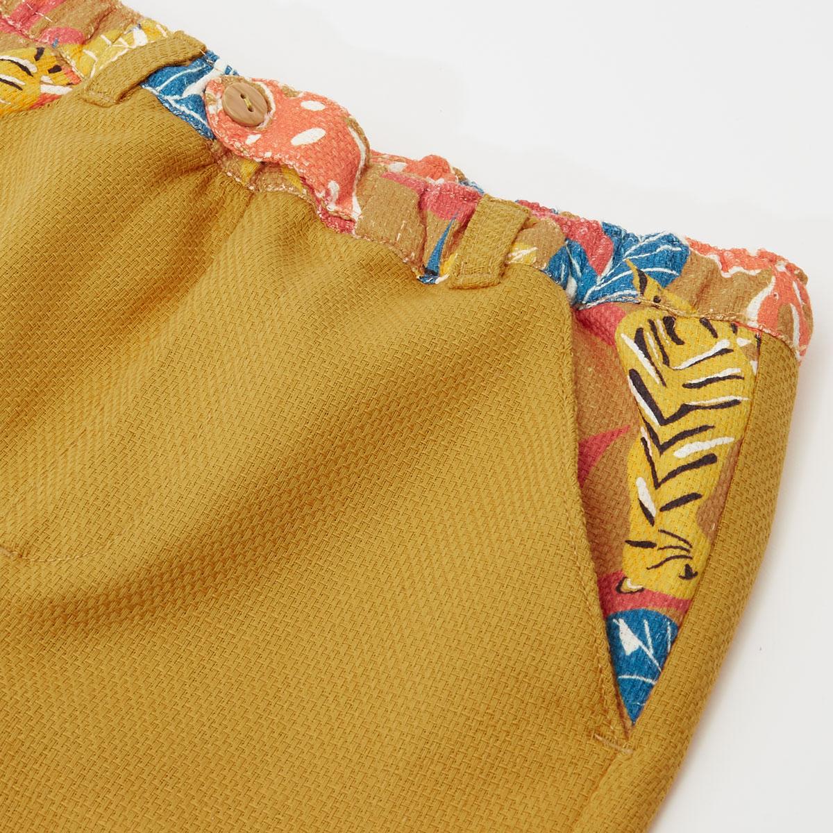 Pantalon garçon Massai zoom