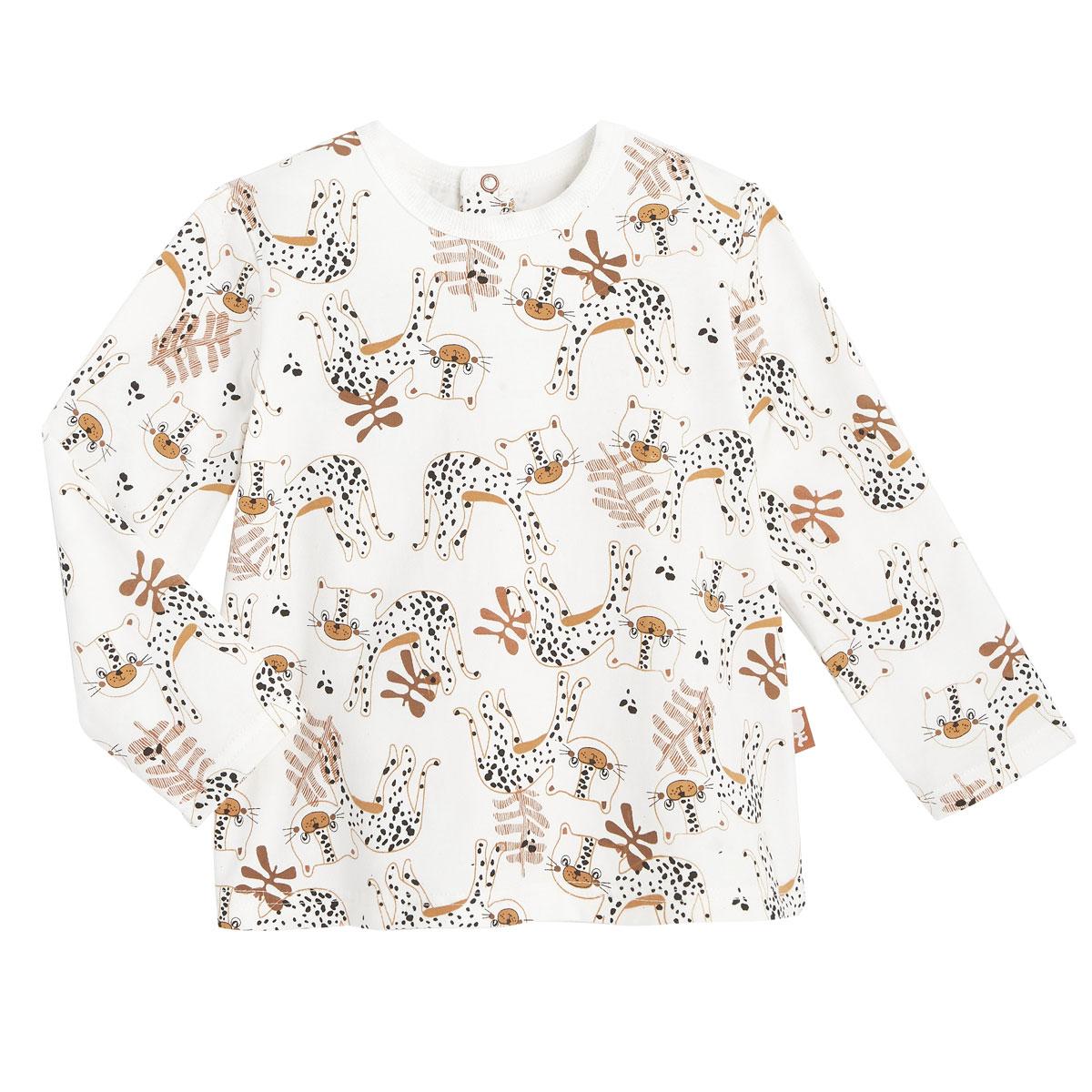 T-shirt garçon en coton gratté Benghali