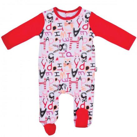 Pyjama bébé fille multicolore Happy Girl