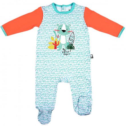 pyjama b b gar on petit b guin de 0 36 mois petit beguin. Black Bedroom Furniture Sets. Home Design Ideas