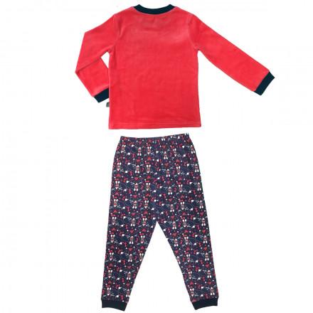 Pyjama garçon manches longues Mes Petits Rêves