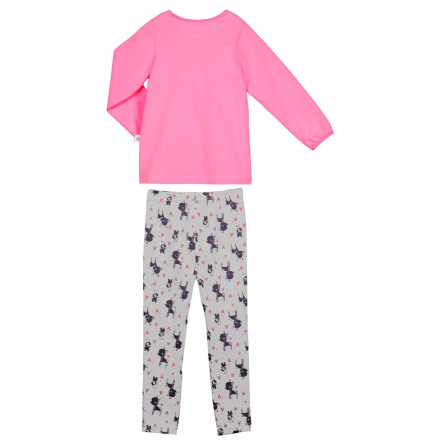 Pyjama fille manches longues Magic