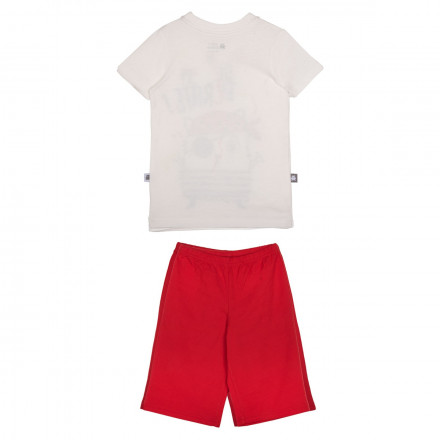 Pyjama garçon t-shirt + short Drôle de Pirate