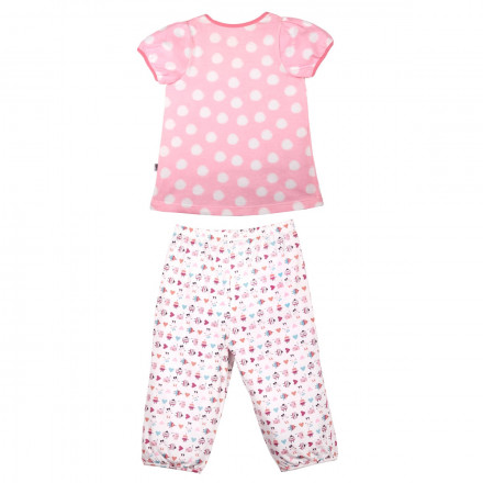 Pyjama fille manches courtes Funny Game
