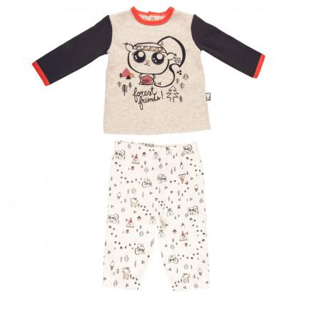 Pyjama bébé garçon Forest Friend