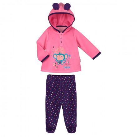 Pyjama bébé fille Mohini avec pieds