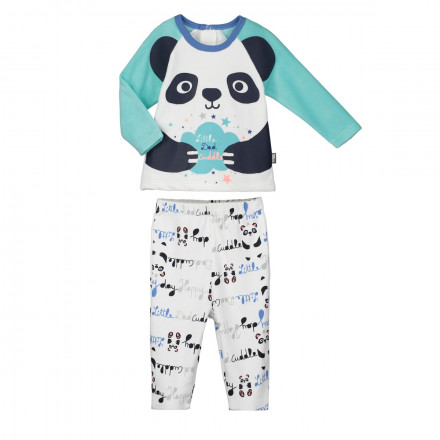 Pyjama bébé garçon Pandalapin