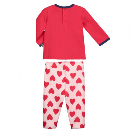Pyjama bébé fille Minilove