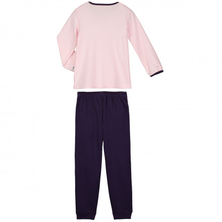 Pyjama fille manches longues Petite Licorne