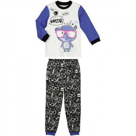 Pyjama garçon manches longues MDR
