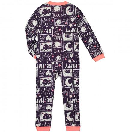 Pyjama fille manches longues Jolis rêves
