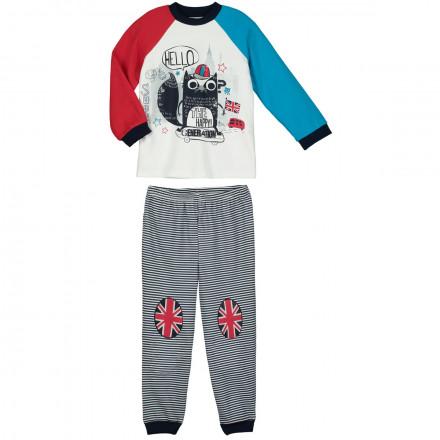 Pyjama garçon manches longues Cool London