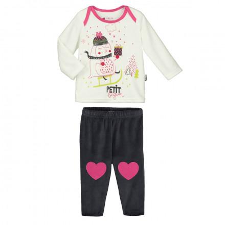 Pyjama bébé fille Lovesnow