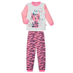 Pyjama fille manches longues Nafissa