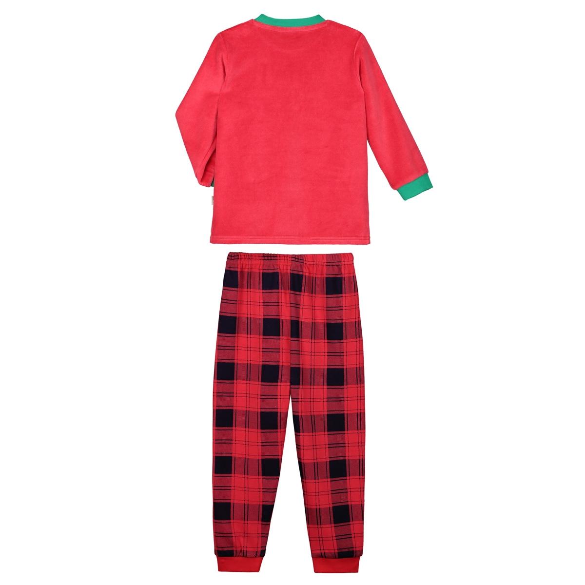 Pyjama garçon manches longues Ultra Secret