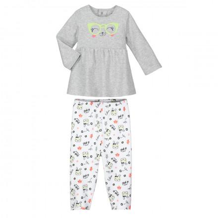 Pyjama bébé 2 pièces Mini Girl