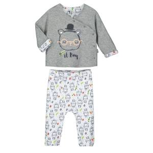 Pyjama bébé 2 pièces Mini Boy
