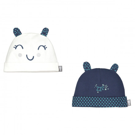 Lot de 2 bonnets Pyjama Party