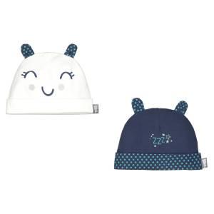 Lot de 2 bonnets Pyjama Party