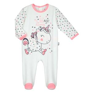 Pyjama bébé Magic Licorne