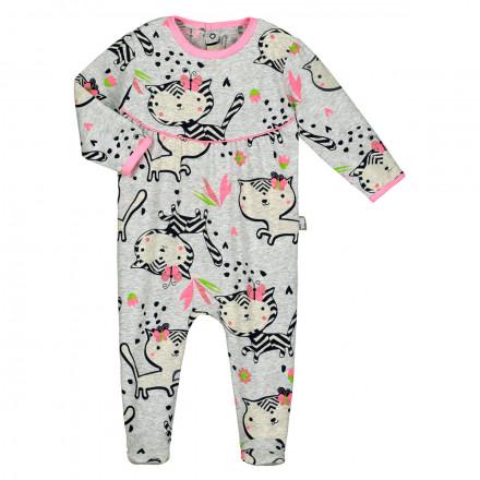 Pyjama bébé Jungle Flowers