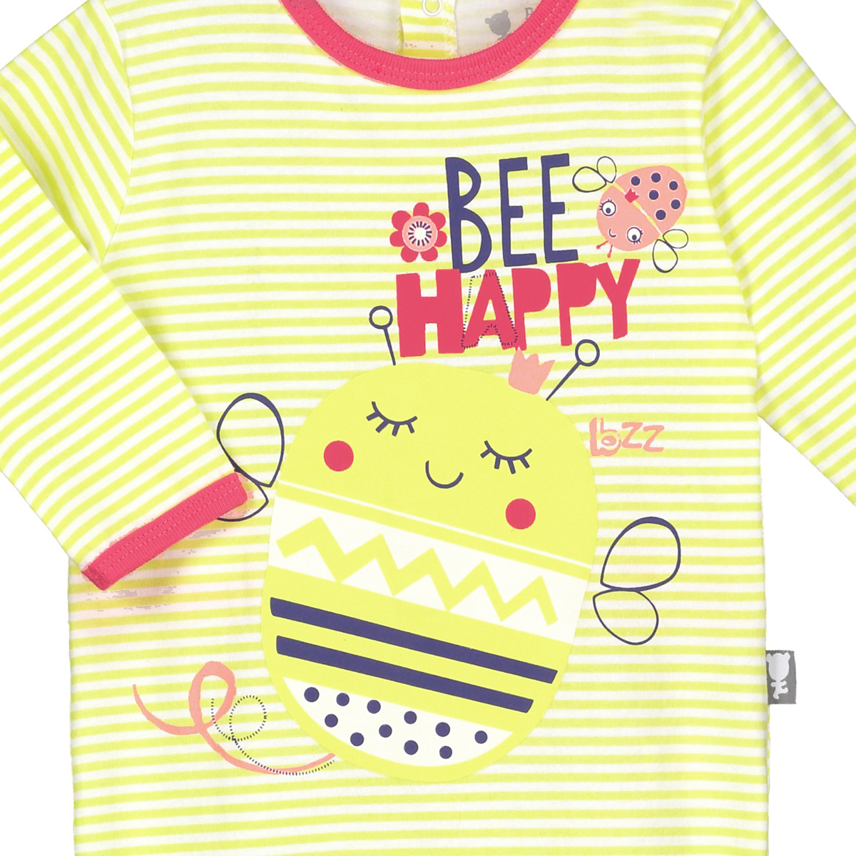 Pyjama bébé Bee Happy