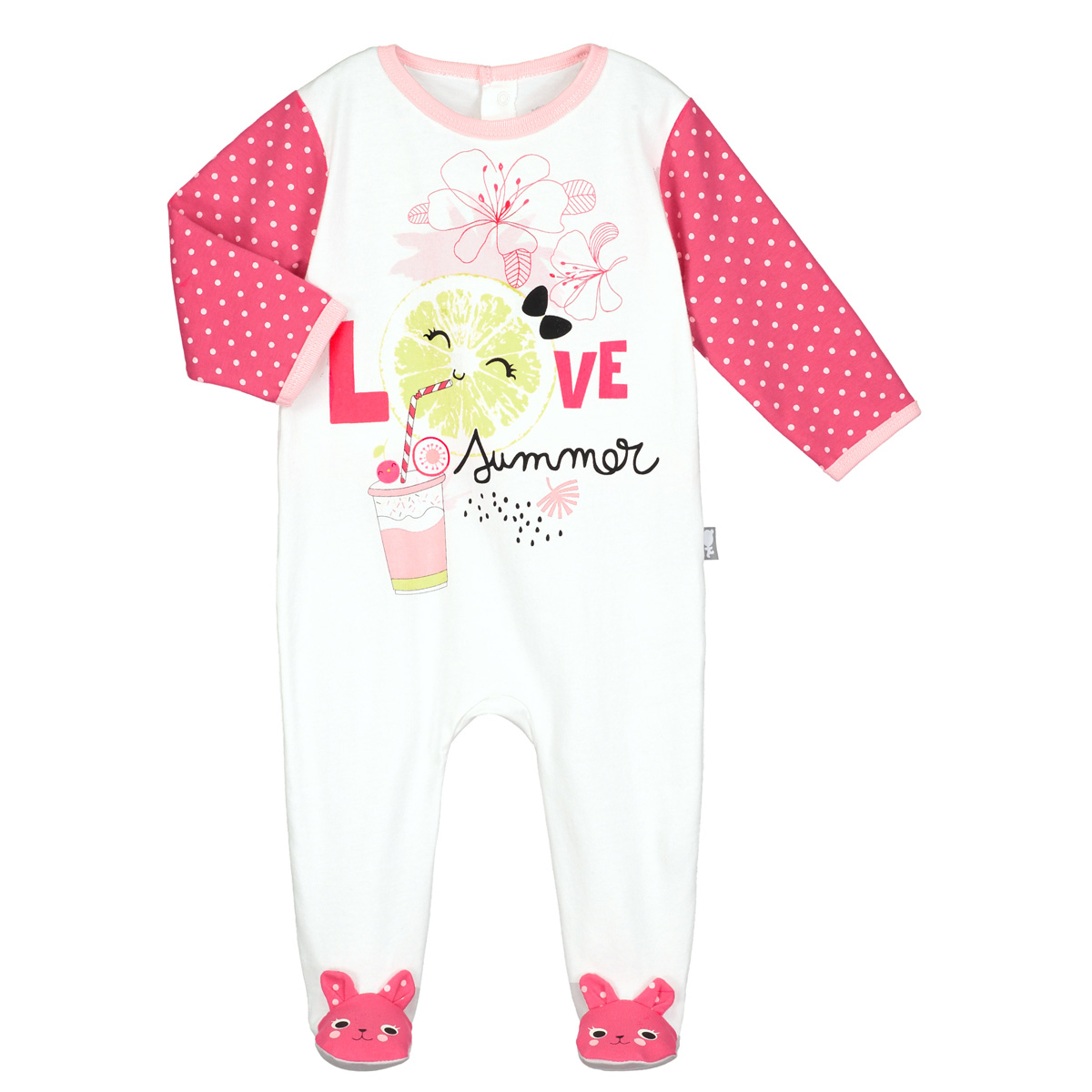 Pyjama bébé Strawberry