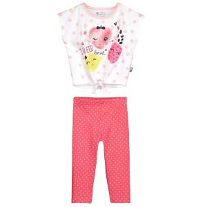 26f049cfdcbf4 Pyjama fille manches courtes Strawberry
