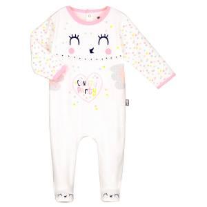 a41142940360a Pyjama bébé fille Petit Béguin de 0 à 36 mois