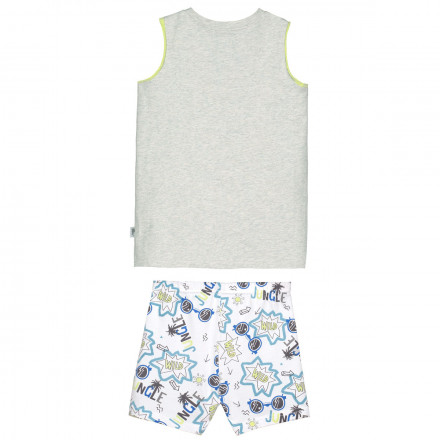 Pyjama garçon manches courtes Sunset Playa