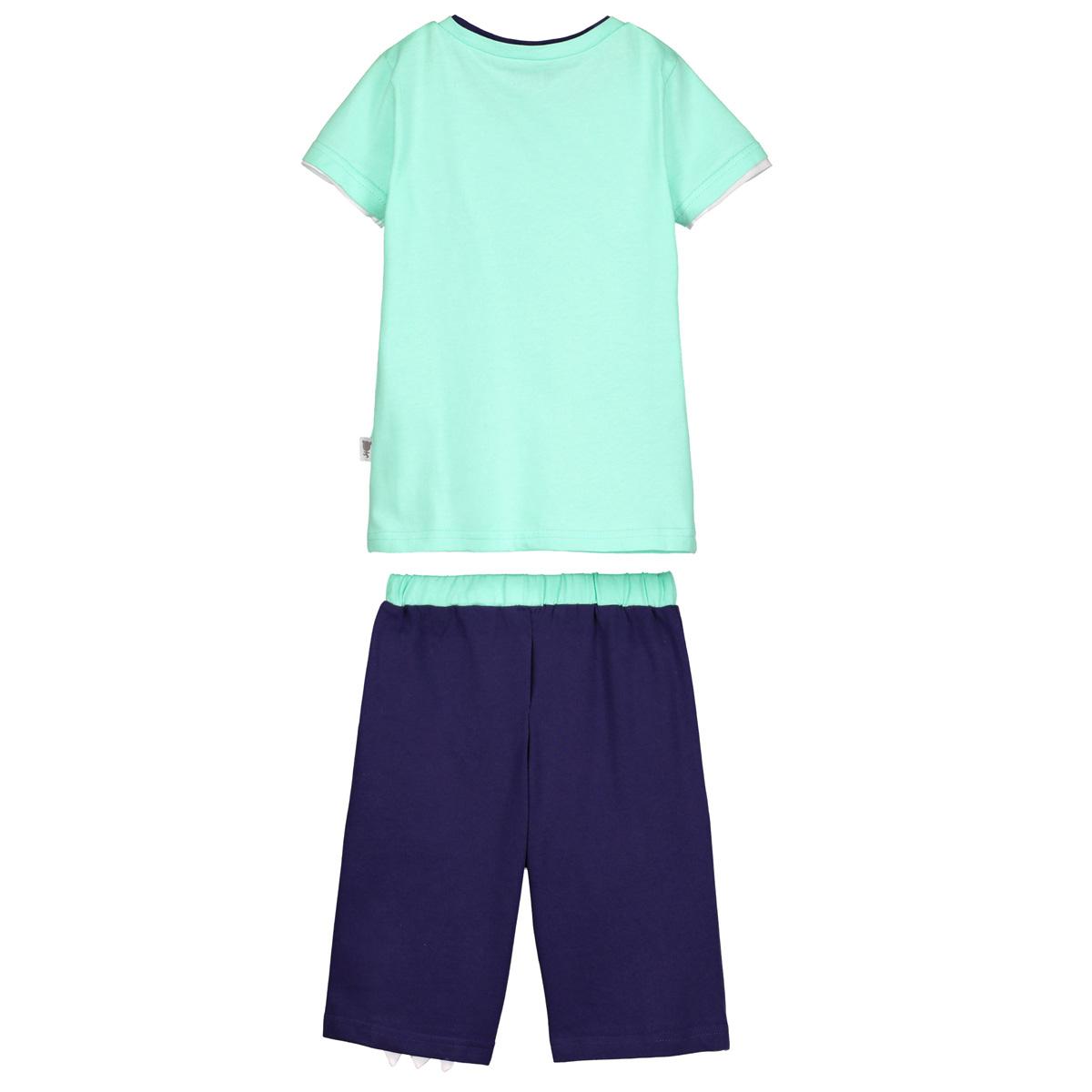 Pyjama garçon manches courtes Little Sharky