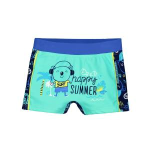 Boxer de bain bébé garçon Happy Summer