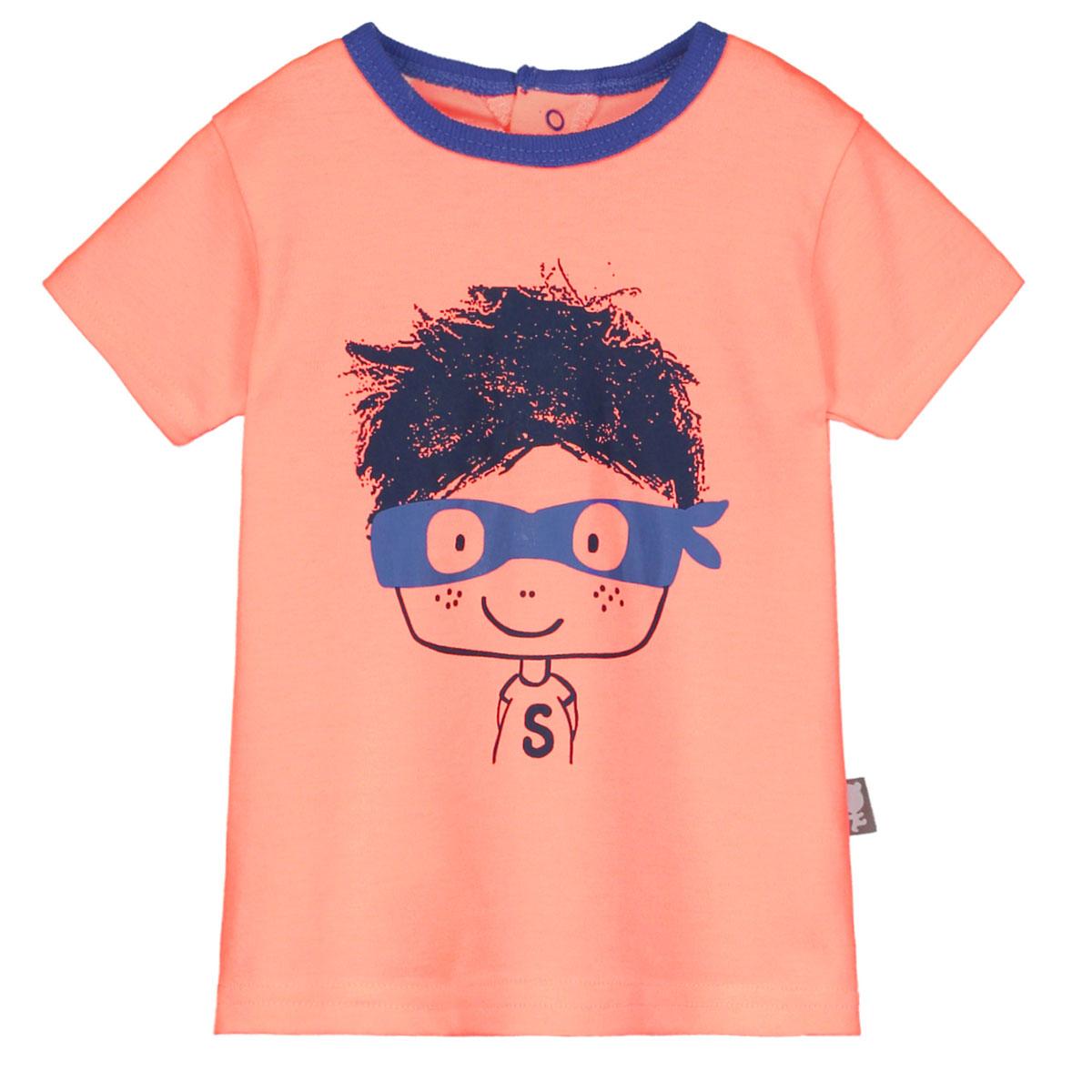 Ensemble t-shirt et pantalon bébé garçon Super Hero