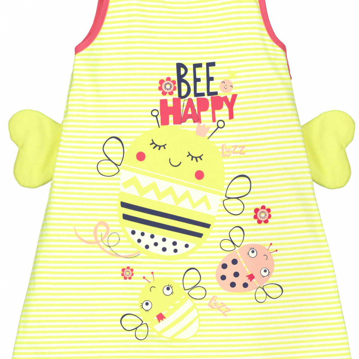 Gigoteuse d'été Bee Happy