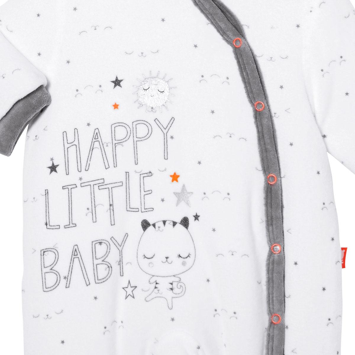 Combi pilote bébé mixte Little Baby
