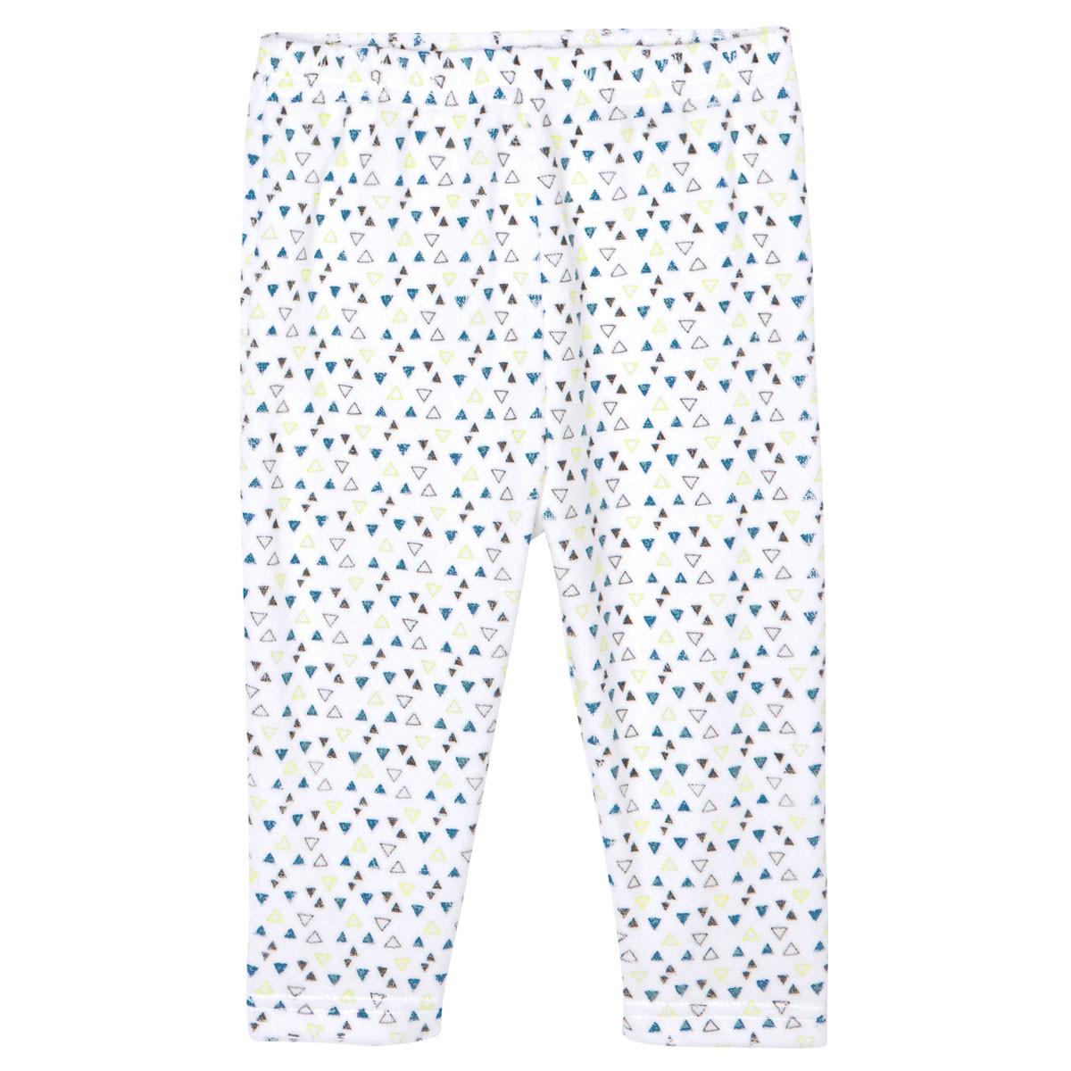 Pyjama bébé 2 pièces velours Petit Panda pantalon