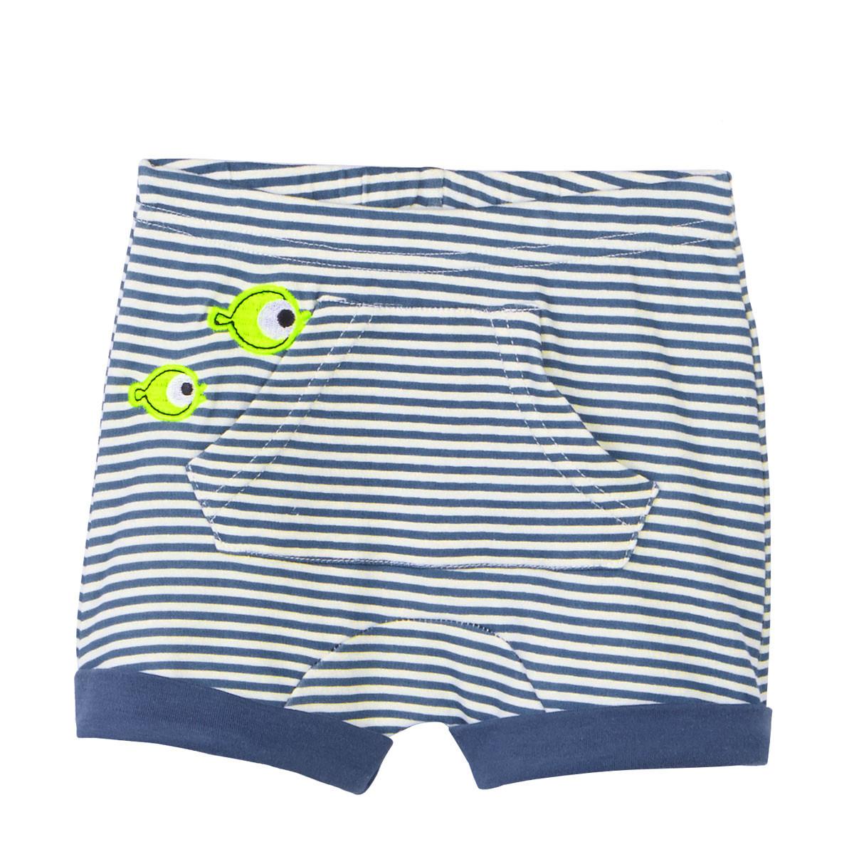 Short bleu bébé Baby Beach Club