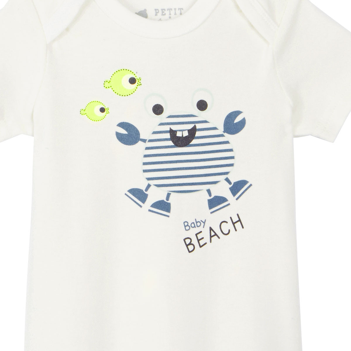 T-shirt bébé garcon Baby Beach Club