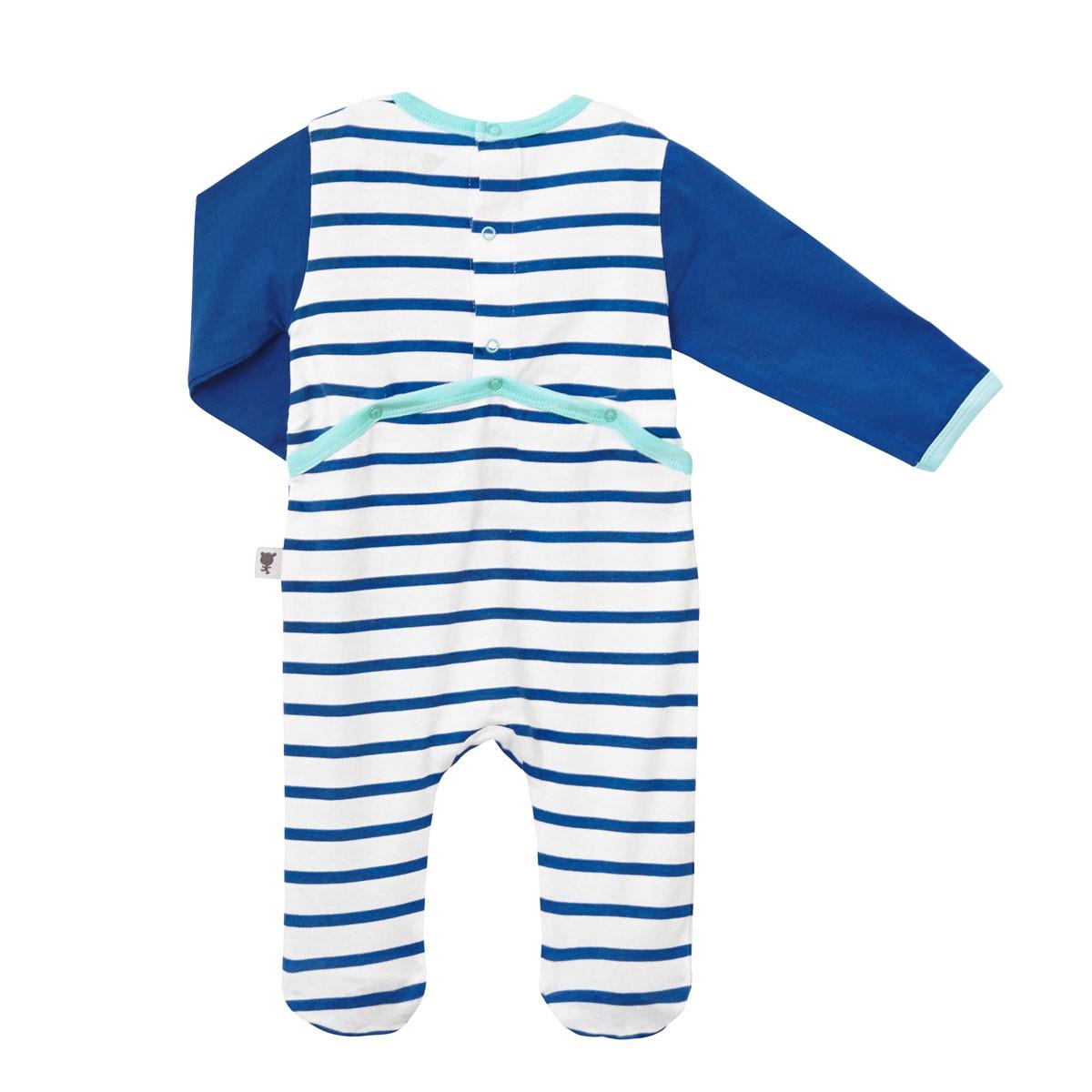 Pyjama bébé Pirate dos