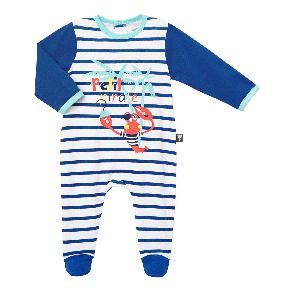 Pyjama bébé Pirate