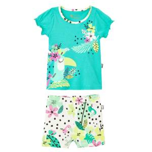eb2951044e7f4 Pyjama fille 2-10 ans | Pyjama enfant été et hiver - Petit Béguin®