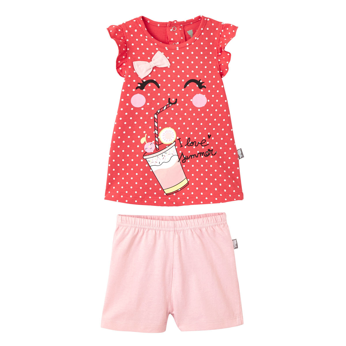 Pyjama fille Strawberry