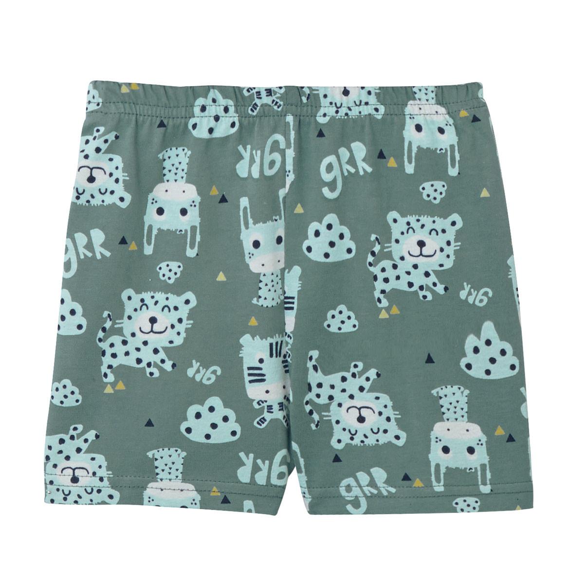 c18675d0f77bc Pyjama manches courtes garçon Jumbe - PETIT BEGUIN
