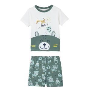 Pyjama manches courtes garçon Jumbe