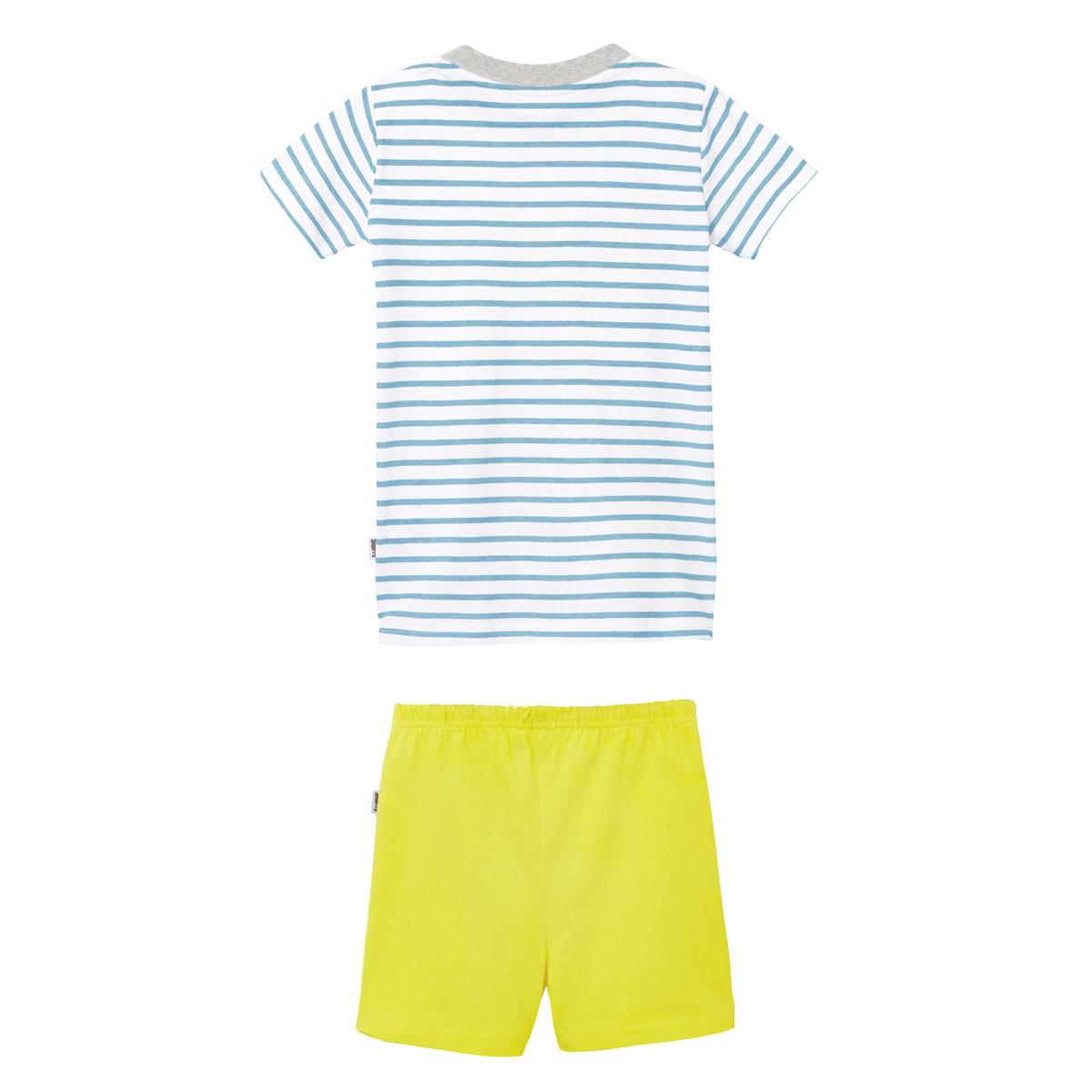 Pyjama manches courtes garçon Relax Max Petit Béguin dos